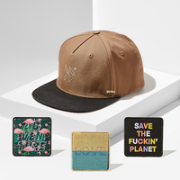 Planet Love Snapback Kit Khaki H016 - Next generation Headwear