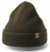 Compton NYC Beanie Olive Green från State of wow i lager