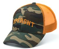 Gamer Youth Trucker Camo/Neon/Orange SC8858 - Upfront