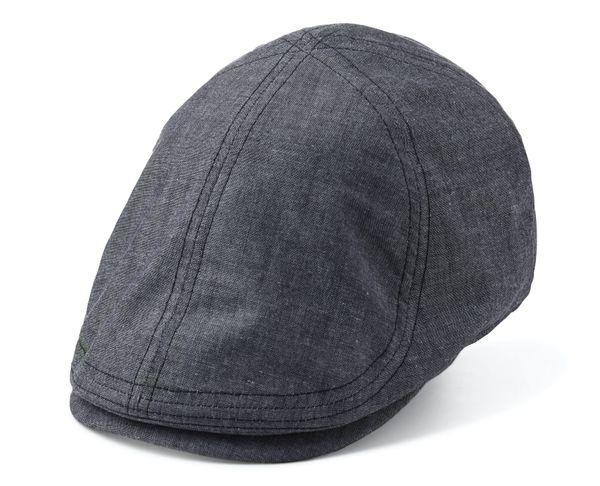 Arthur Duckbill Cap Grey Flatcap - State of WOW