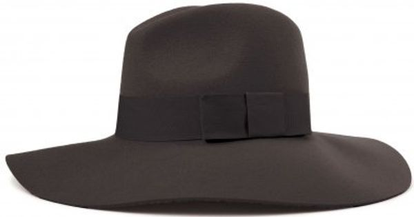 Piper Hat Black - Brixton