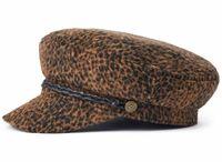 Ashland Cap Leopard Vegamössa - Brixton