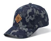 Off Street Baseball Cap UF1455 Blue Snapback Ex-Band - Upfront