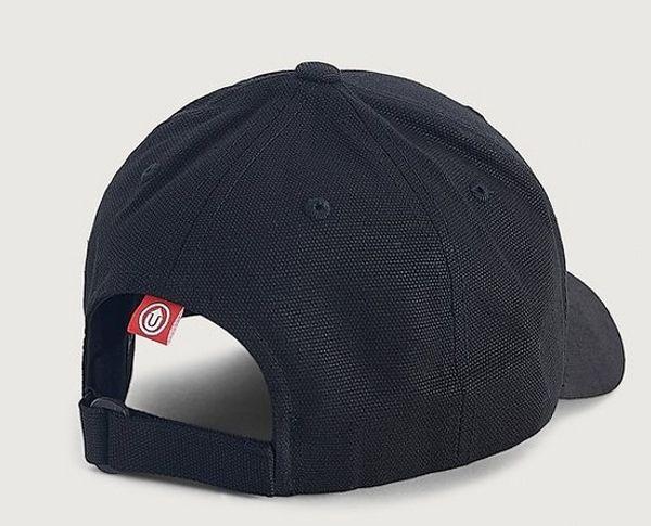 LAB Baseball Cap Black reglerbar UF1437-0099 - Upfront