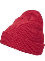 Long Knit Beanie Red 1545K från Yupoong - Fri frakt
