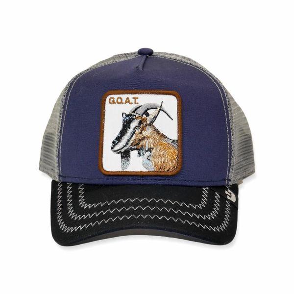 Goat Animal farm Navy/Black/Grey 101-0642 - Goorin Bros