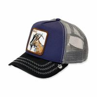 Goat Animal farm Navy/Black/Grey 101-0642 - Goorin Bros