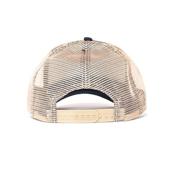 All American Rooster Trucker 101-2548-NVY - Goorin Bros
