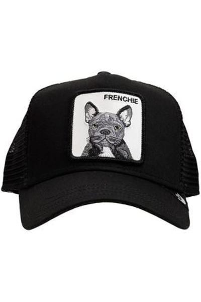 Frenchie Black Trucker Animal Farm - Goorin Bros - Fri frakt
