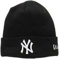 New Era New York Yankees Basic Cuff knit svart mössa