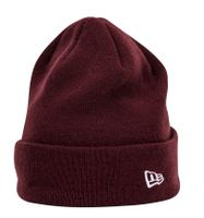 Cuff Knit Maroon New Era Flag - New Era - Fri frakt