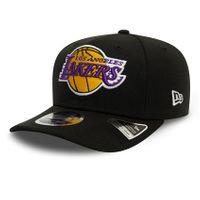 9fifty LA Lakers Black Stretch Snap - New Era