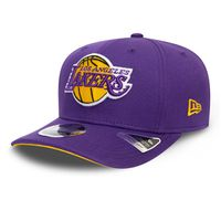 9fifty Los Angeles Lakers Stretch Snap Purple/Yellow Snapback - New Era