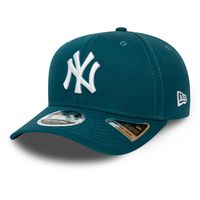 9fifty New York Yankees Stretch Snap Blue/White Snapback