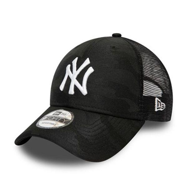New York Yankees Camo trucker 9forty - New Era - Fri frakt