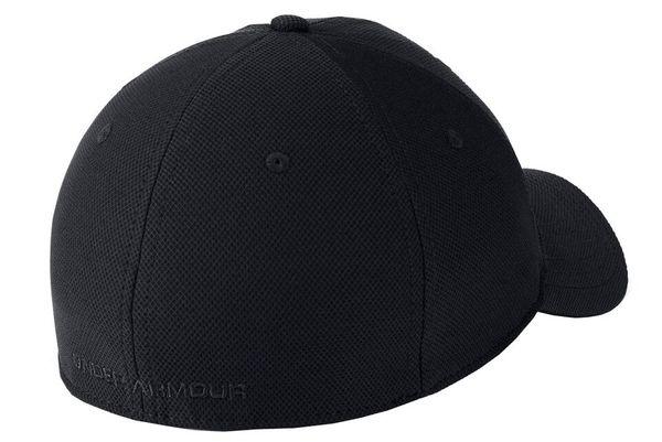 UA Men's Blitzing 3.0 Cap Black/Black - Under Armour