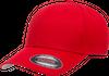 Flexfit Baseball Wool Red 6477