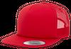 Foam Trucker Keps Red 6005FF - Yupoong - Fri frakt