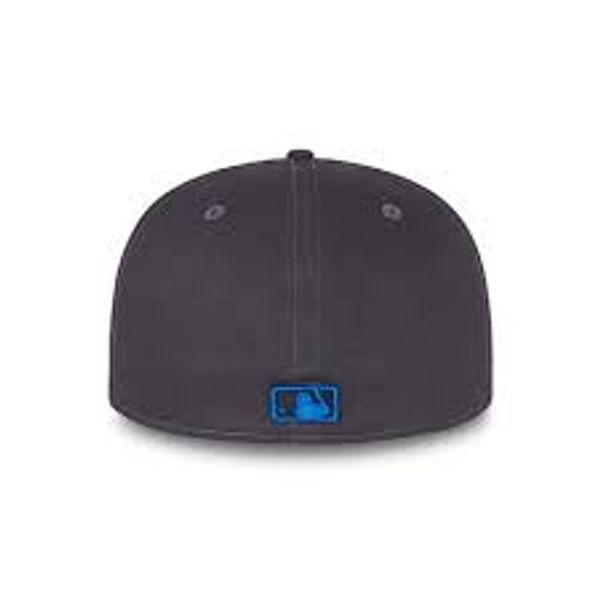 New York Yankees League Essential Grey 59fifty - New Era