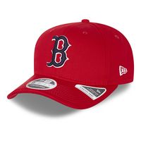 9fifty Boston Red Sox Stretch Snap Essential Red - New Era