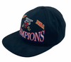 Champions Deadstock Chicago Bulls Black Snapback - Fri frakt