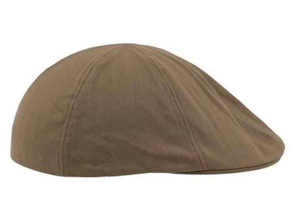 Flexfit Driver Loden Gubbkeps/Flatcap Green 9180 - Fri frakt
