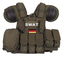 Väst Modular-Combat, OD