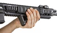 FFG-2 Angled Fore-Grip Black