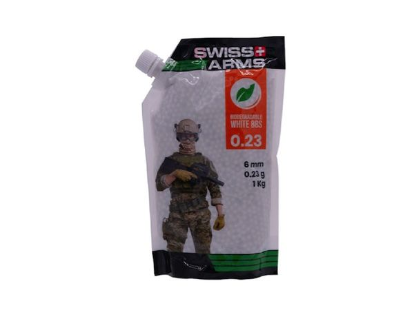 BIO SWISS ARMS White 0,23gr