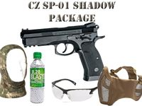 CZ SP-01 SHADOW SPRING Paket