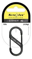 S-Biner Size #2 Stainless black