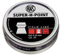 RWS S-H-POINT 6,35MM 1,62 g