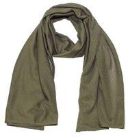 Sniper scarf, OD green, size: 160 x 70 cm