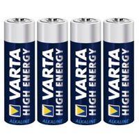 VARTA AA/LR6 High Energy 4-pack