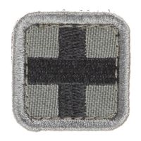 Snigel Design Korsmärke Patch Liten Kardborre