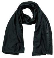 Sniper scarf, black, 160 x 70 cm
