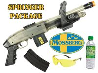 MOSSBERG 590 Chainsaw Paket
