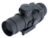 Red/green dot sight w.21mm mount