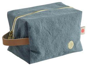Small Cube Toiletry Bag Sardine