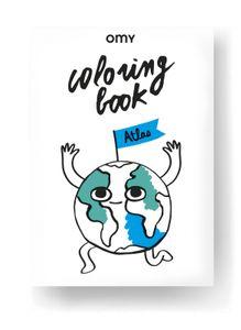 Coloring Book - Atlas