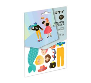 Creative Kit Fashion Stickers