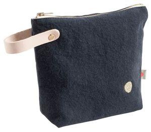 Small Toiletry Bag Caviar