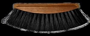 HERITAGE Epoussette Black Horsehair