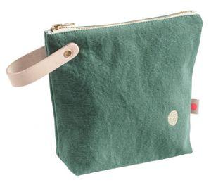 Small Toiletry Bag Sauge