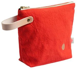 Small Toiletry Bag Paprica