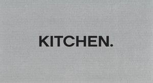 Dishcloth KITCHEN