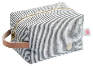 Cube Toiletry Bag Stripes