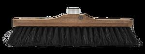 HERITAGE Broom 43 cm Black Horsehair