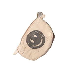 Big Clutch Vintage, Smiley Logo Black   Sufraco House of Fine Brands
