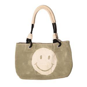 Dora Oasis Sand, Smiley Logo   Sufraco House of Fine Brands